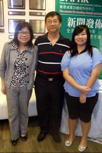 「香港首宗以手術治療病態肥胖的青少年個案」分享會,