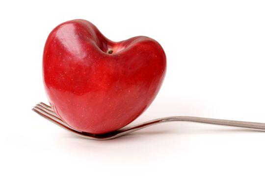 一日一蘋果 十大疾病遠離我