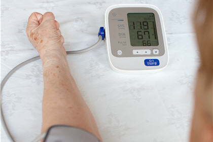 桃姐,你也有高血壓嗎?