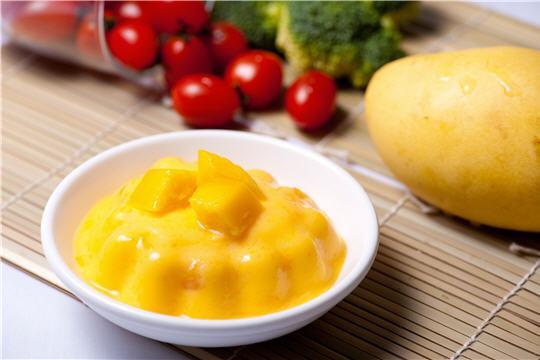 時令芒果 營養之源