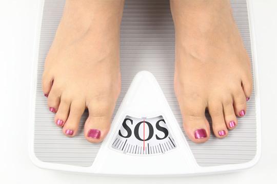 維持體重之7大習慣