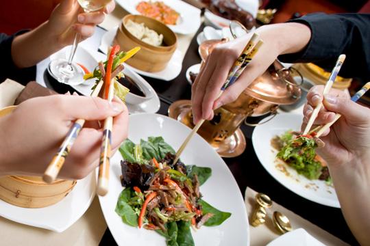 5個不良的飲食習慣 小心變中央肥胖