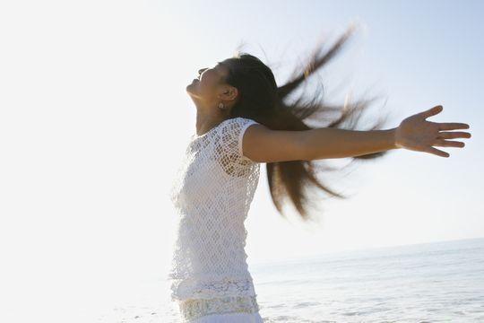 清晨瑜伽 站立四式喚醒全身