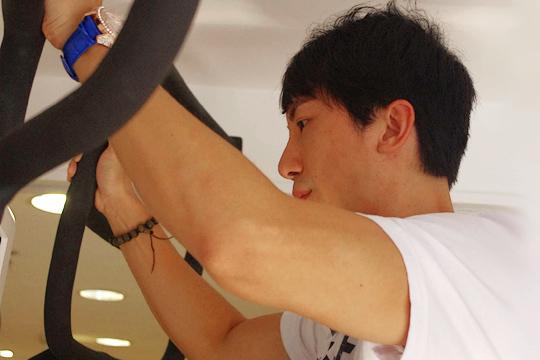 杜宇航健身揭秘 輕鬆速效塑形