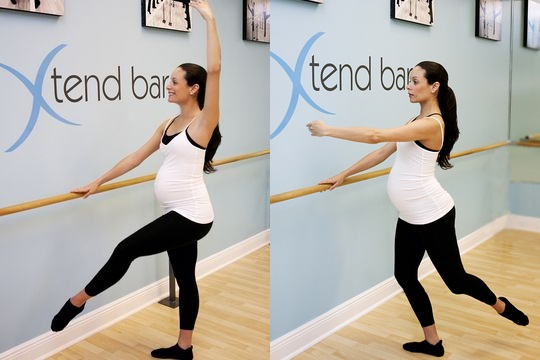 產前輕量運動 為分娩做足準備