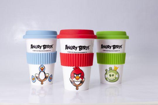 親子「優油」煮 可愛Angry Birds健康美食