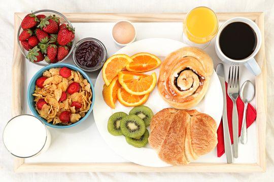 不吃早餐會肥 空腹運動會死!