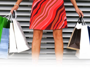 你是個購物狂嗎?