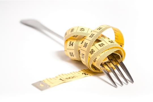 盲目節食 減肥不成反失肌肉