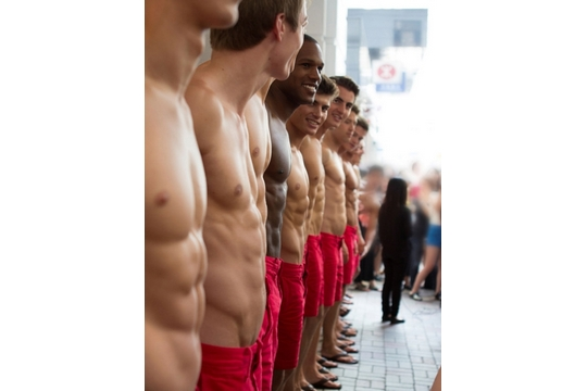 港女愛運動型肌肉男