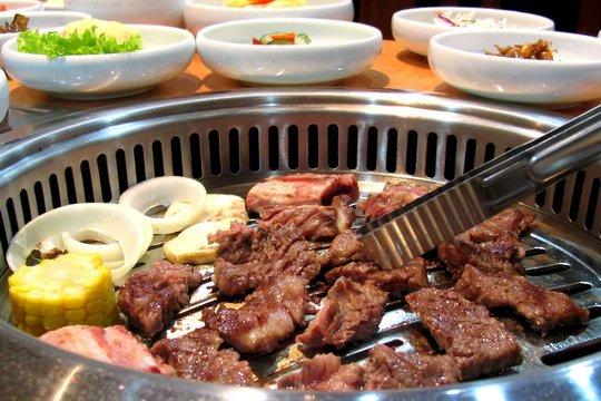 韓國料理吃到口臭 吃蘋果吧!