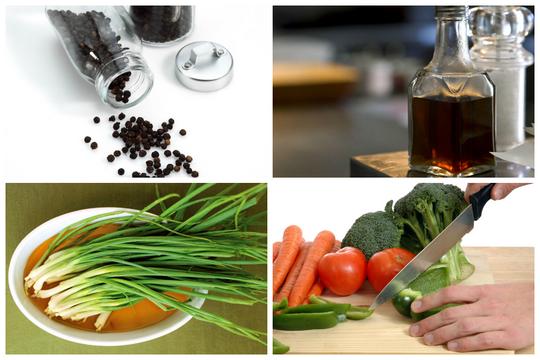 預防高血壓、心臟病 要靠黑椒、醋、蔥花和Dash!