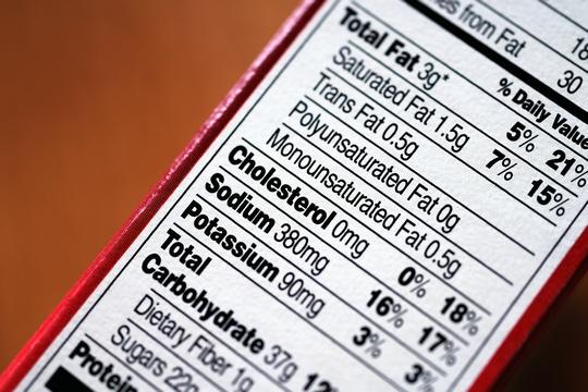 Cereal bar穀物棒減肥真相!
