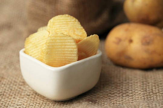 【薯片卡路里】「無脂」薯片任食不會肥?