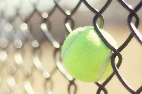腰背痛老是常出現?網球自療靠得住!