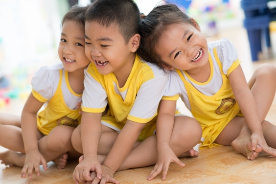學前打齊3種疫苗  免疫力Level Up!