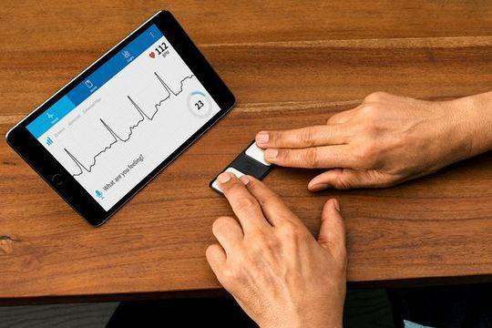 mobile ECG, 手提心電圖, 應用程式