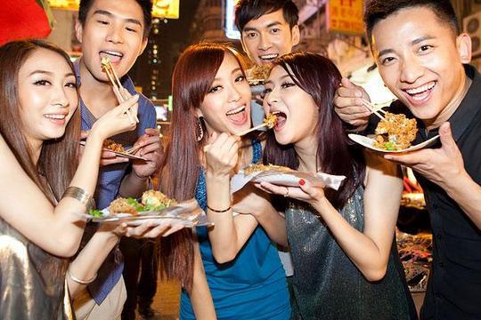 新鮮出爐人氣米芝蓮街頭小食 熱量大搜查!1