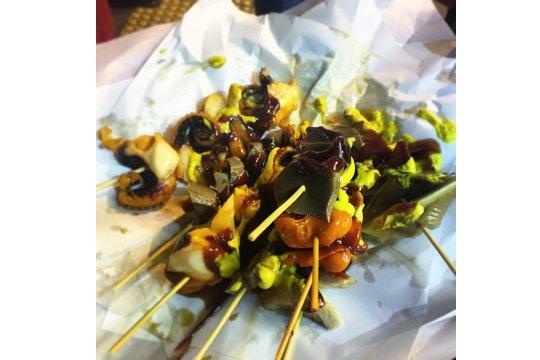新鮮出爐人氣米芝蓮街頭小食 熱量大搜查!