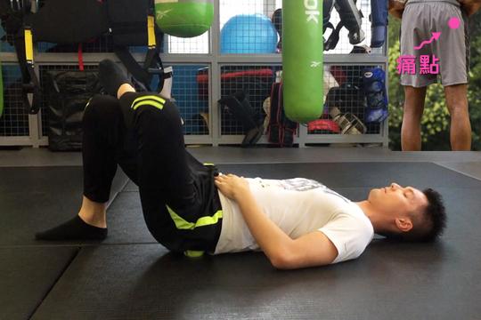 4個簡單動作 紓緩坐骨神經痛