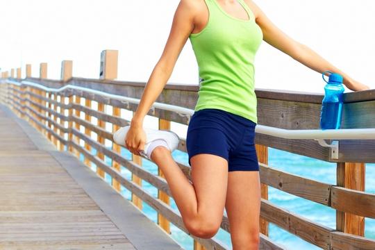 跑後拉筋更重要 學會跑步後必做的7式伸展