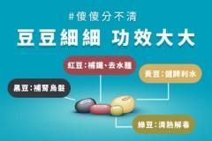 公開6大豆豆秘密  袪濕補腎要吃對豆!
