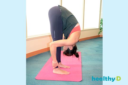 【有片】瑜伽修腿去水腫