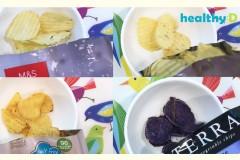 【有片‧營養師推介】4款Guilt Free薯片零食