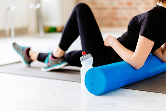緩解肌肉痠痛不必等,訓練過後靠6招還你輕盈身體!4