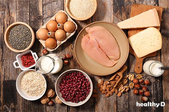 【健身攻略】40種高蛋白食物推介