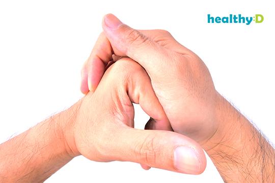 醫生解迷思:手指啪得多會變粗?1