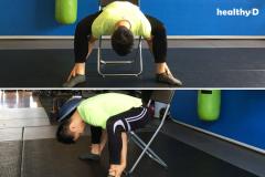 【有片】KO腰背痛(2):放鬆脊柱肌群(上)