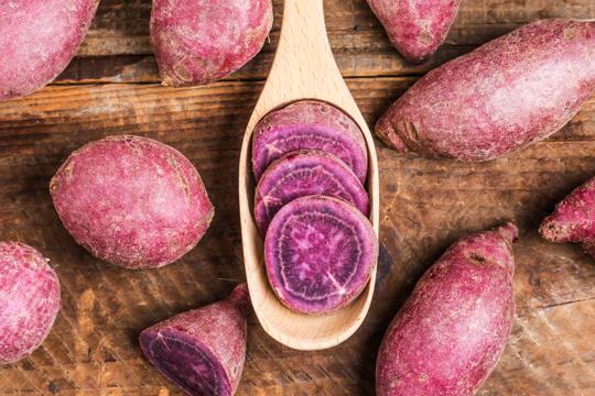 【營養師解謎】Sammi激推 紫薯雪過夜無咁肥?