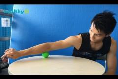 【有片】KO手腕痛(2):按壓前臂
