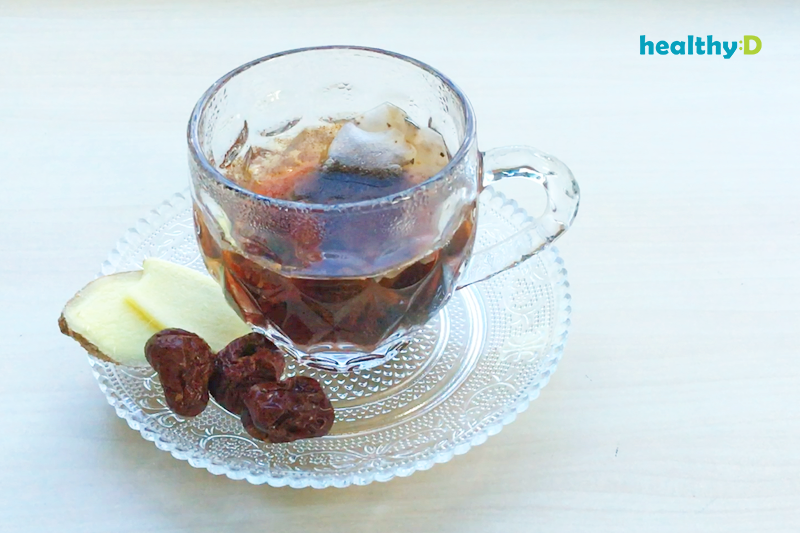 【有片】秋冬驅寒:肉桂薑糖茶
