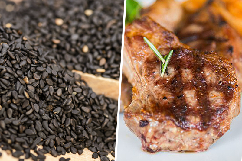 【有片】營養師教食黑芝麻補鐵