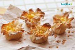 【有片】有營食譜:脆脆芝焗粟米花餃