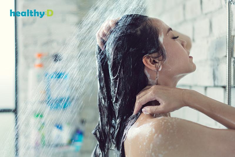 中醫:冬日洗頭慎防濕氣長留致頭痛
