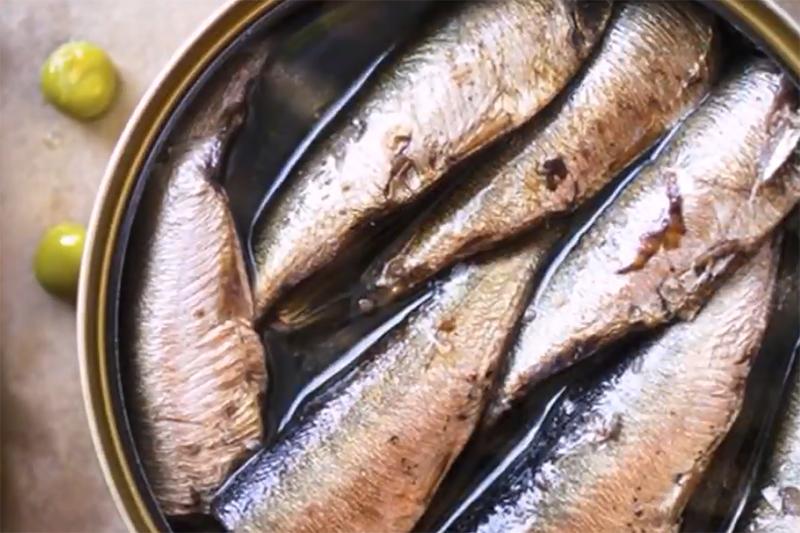【有片】罐頭沙甸魚比新鮮沙甸魚更有營養?