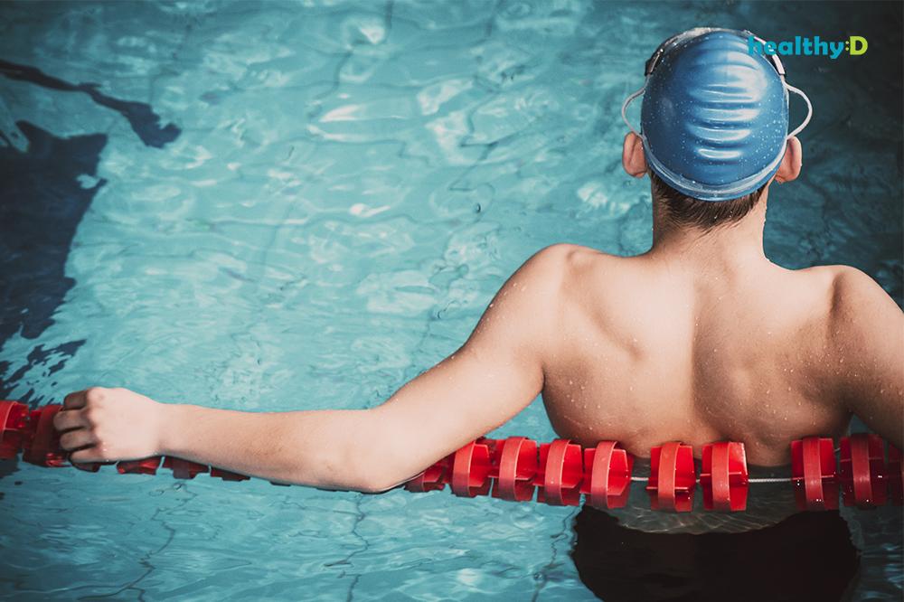 【香港腳原因】泳池暗藏細菌?可致感染香港腳或足底疣
