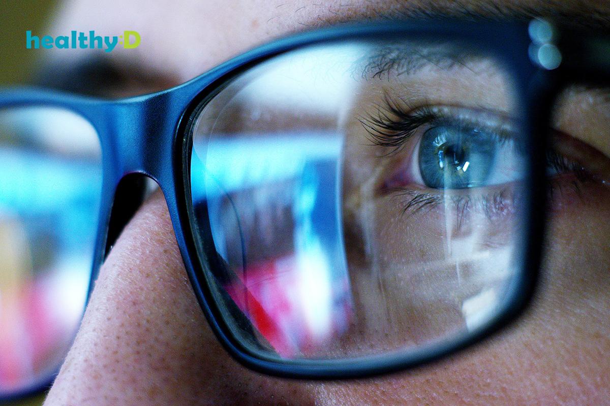 視光師:兒童不宜戴抗藍光眼鏡