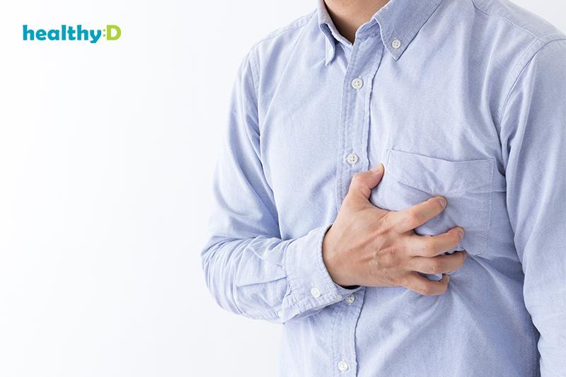 醫生:40歲後心臟病風險增