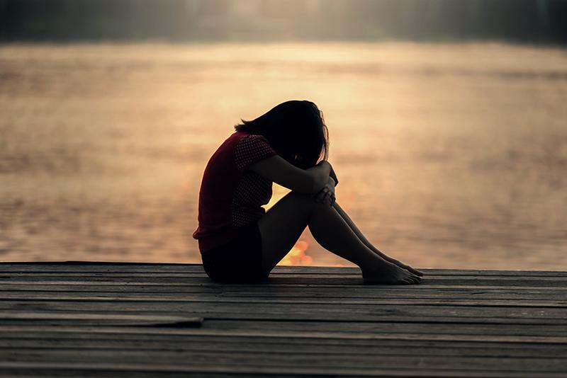 「孤獨精」易患情緒病?