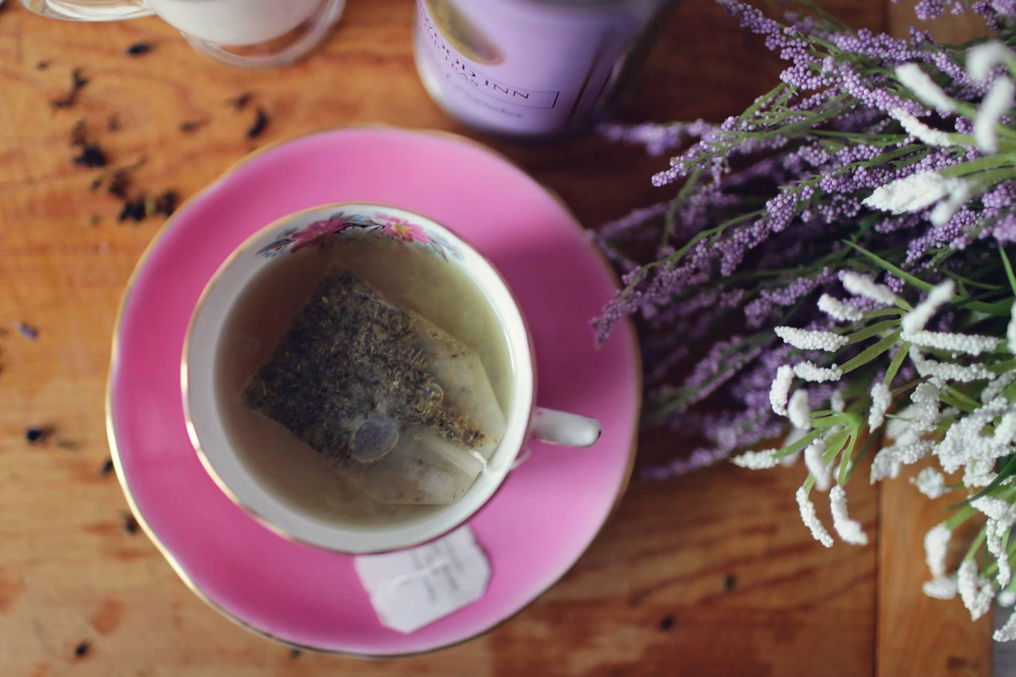 四款夏日花茶 紓緩疲勞安眠養顏