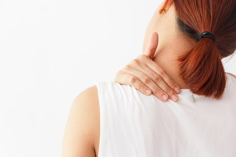 預防肩頸痛 伸展運動有辦法
