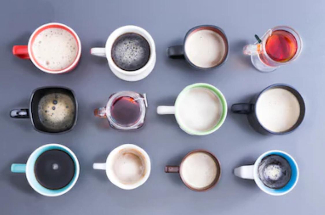 哪種飲品含最多咖啡因?
