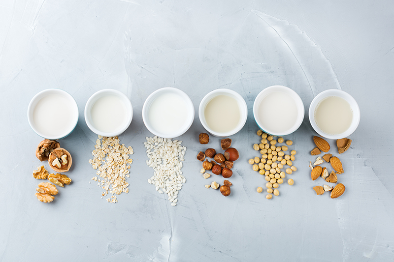 未來綠色潮流?植物奶4種營養好處