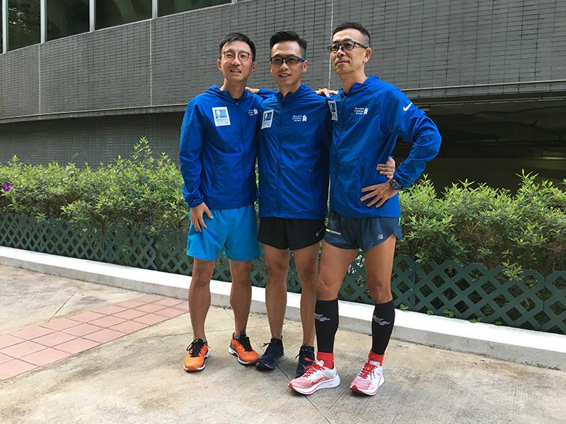 「三腎跑手」挑戰全馬:證明器官捐贈有價值