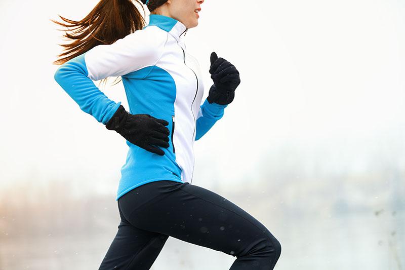 【冬天減肥】寒冷天氣跑步 4個重點要留心!