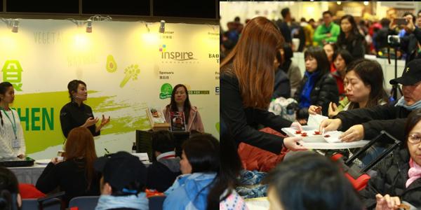 healthyD GreenD推介:免費體驗綠色健康工作坊及素食廚房